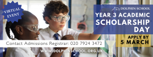 Year 3 Scholarship Dolphin School